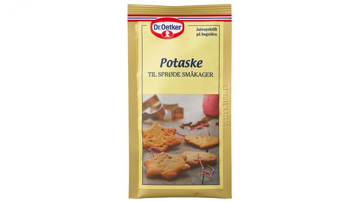 erstatning for potaske