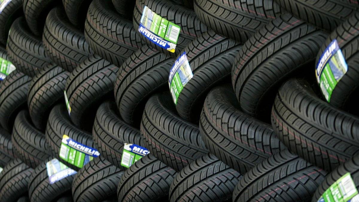 Sidste nye Sådan opbevarer du dine dæk | Samvirke RC-16