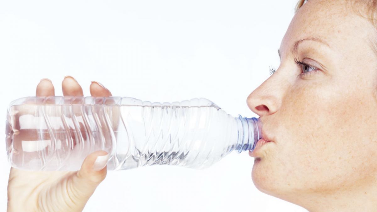 hvor meget vand i kroppen