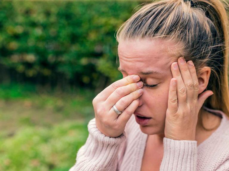 ost allergi symptomer