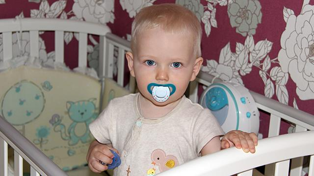 d98f40e203d Sådan får du dit barn på 13 måneder til at sove trygt og godt | Samvirke