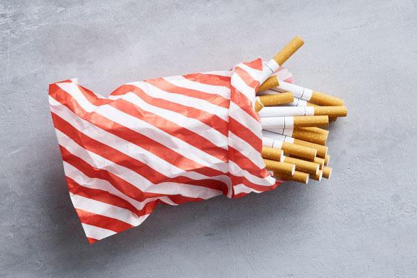 hvorfor ryger unge