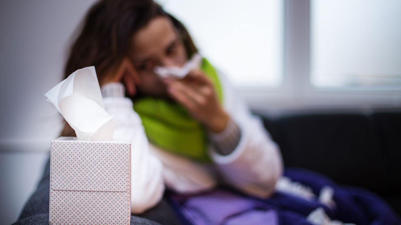 godt mod feber
