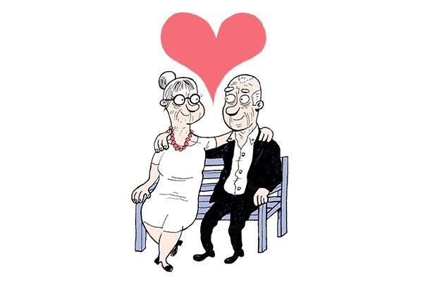Skilsmisse, hvor hurtigt du begynder at danse christian uk dating sites