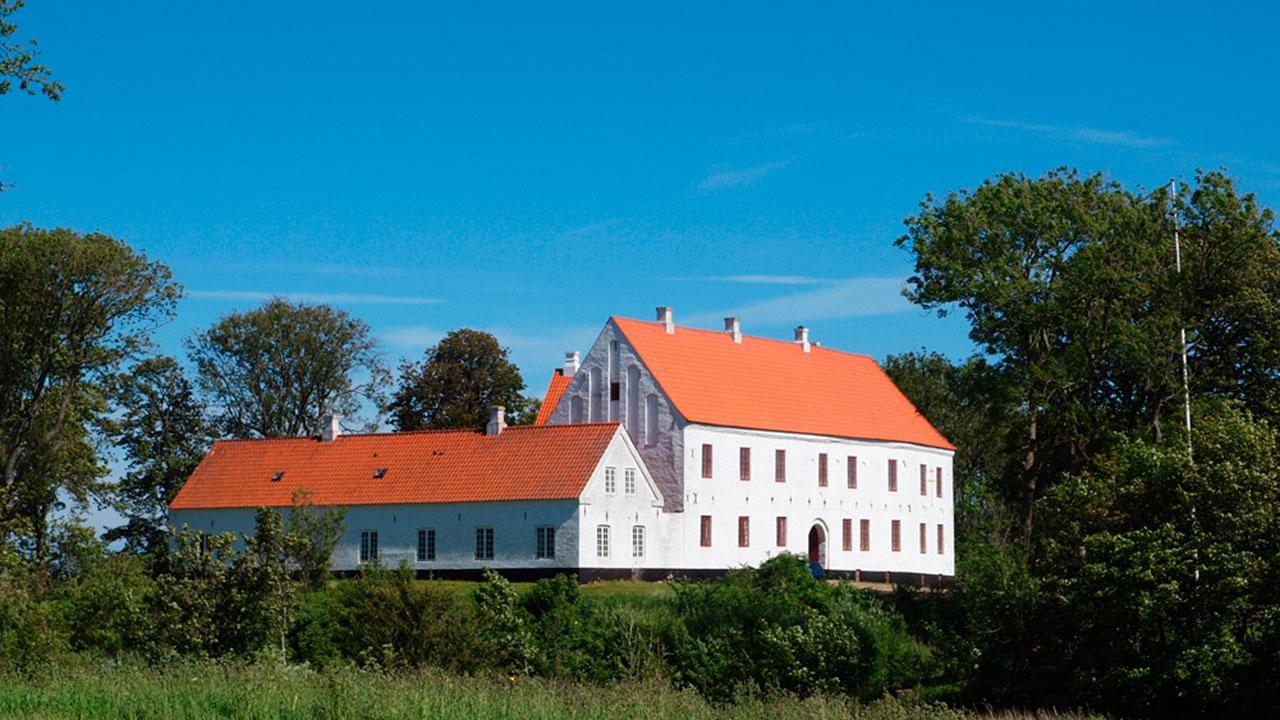slotte herregårde sjælland