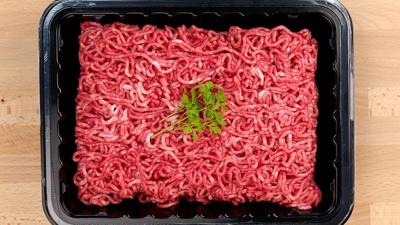 frysning af kød