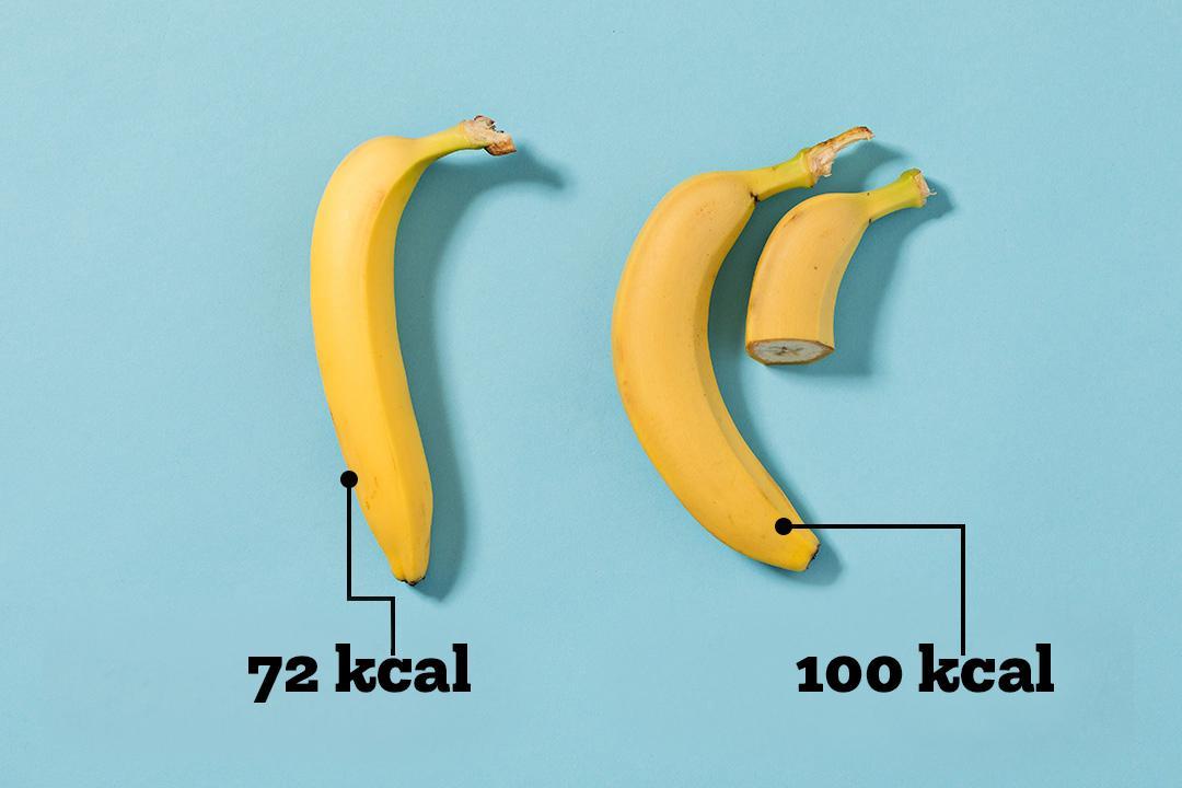 kalorier i banan