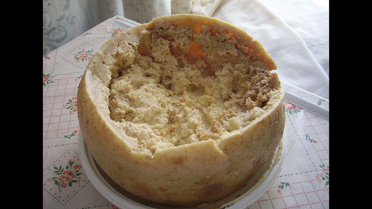 italiensk dessert ost