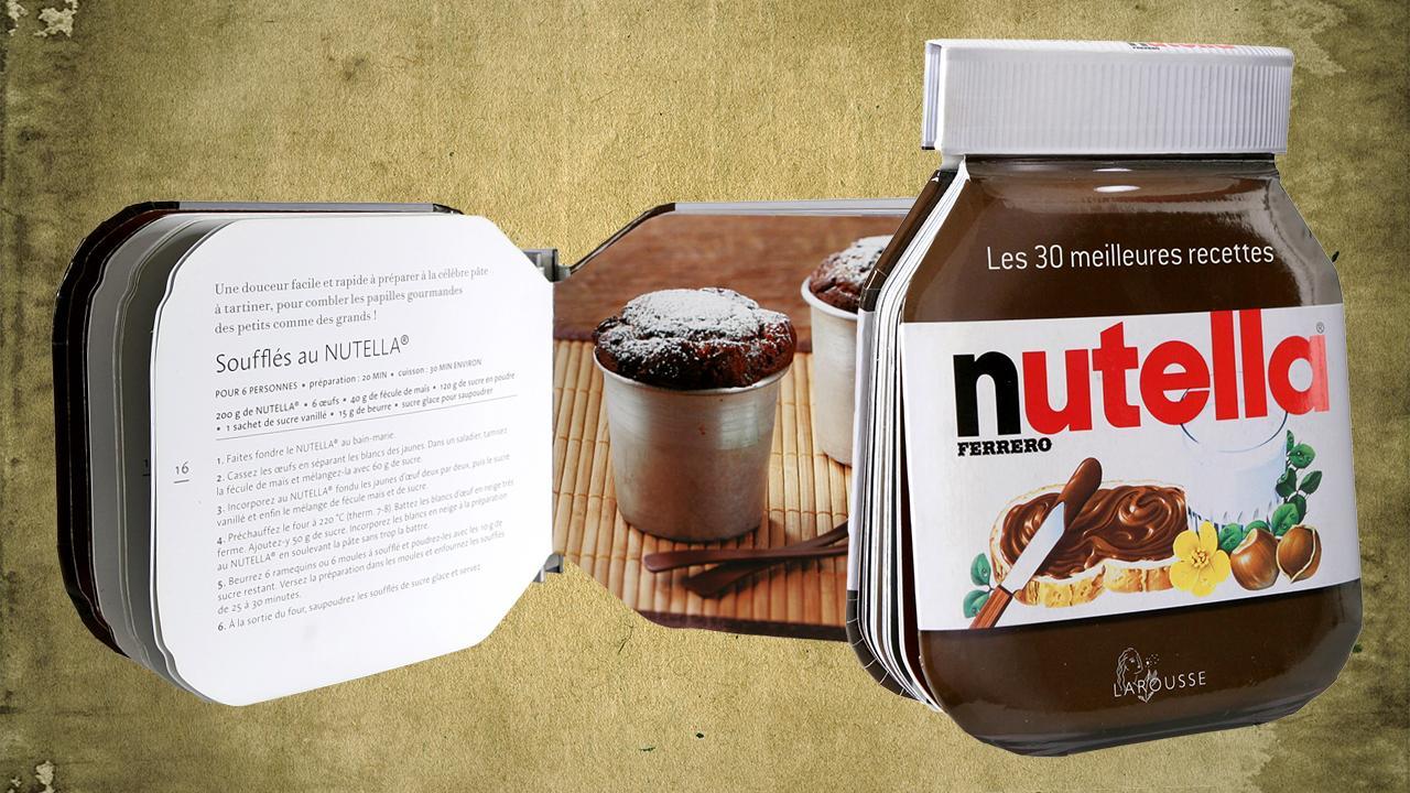 hvad er nutella lavet af