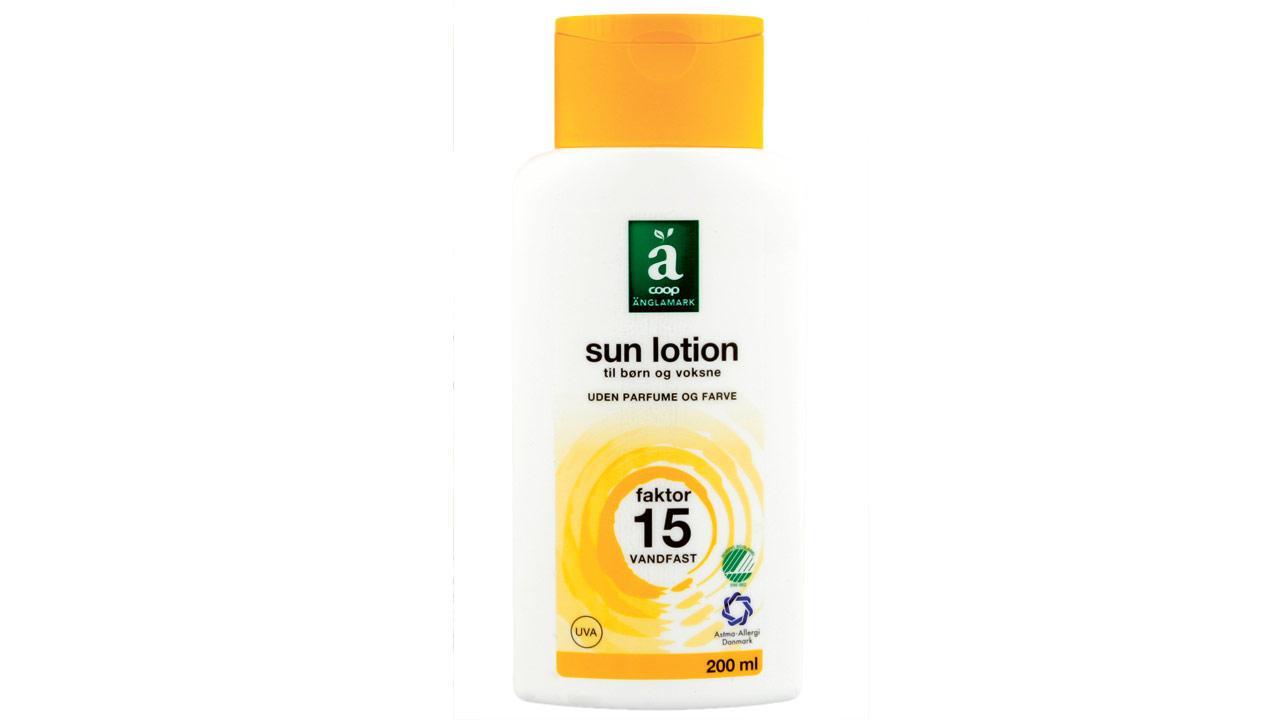 hvor ofte skal man smøre solcreme på
