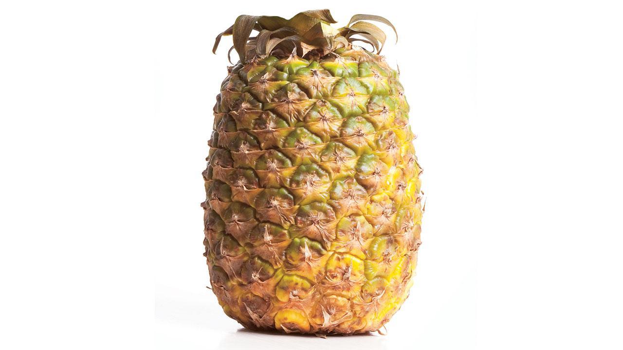 ananas på dåse