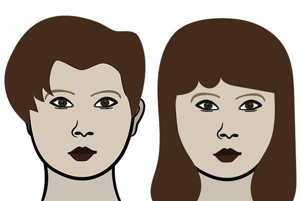 hvilken frisure passer til dit ansigt
