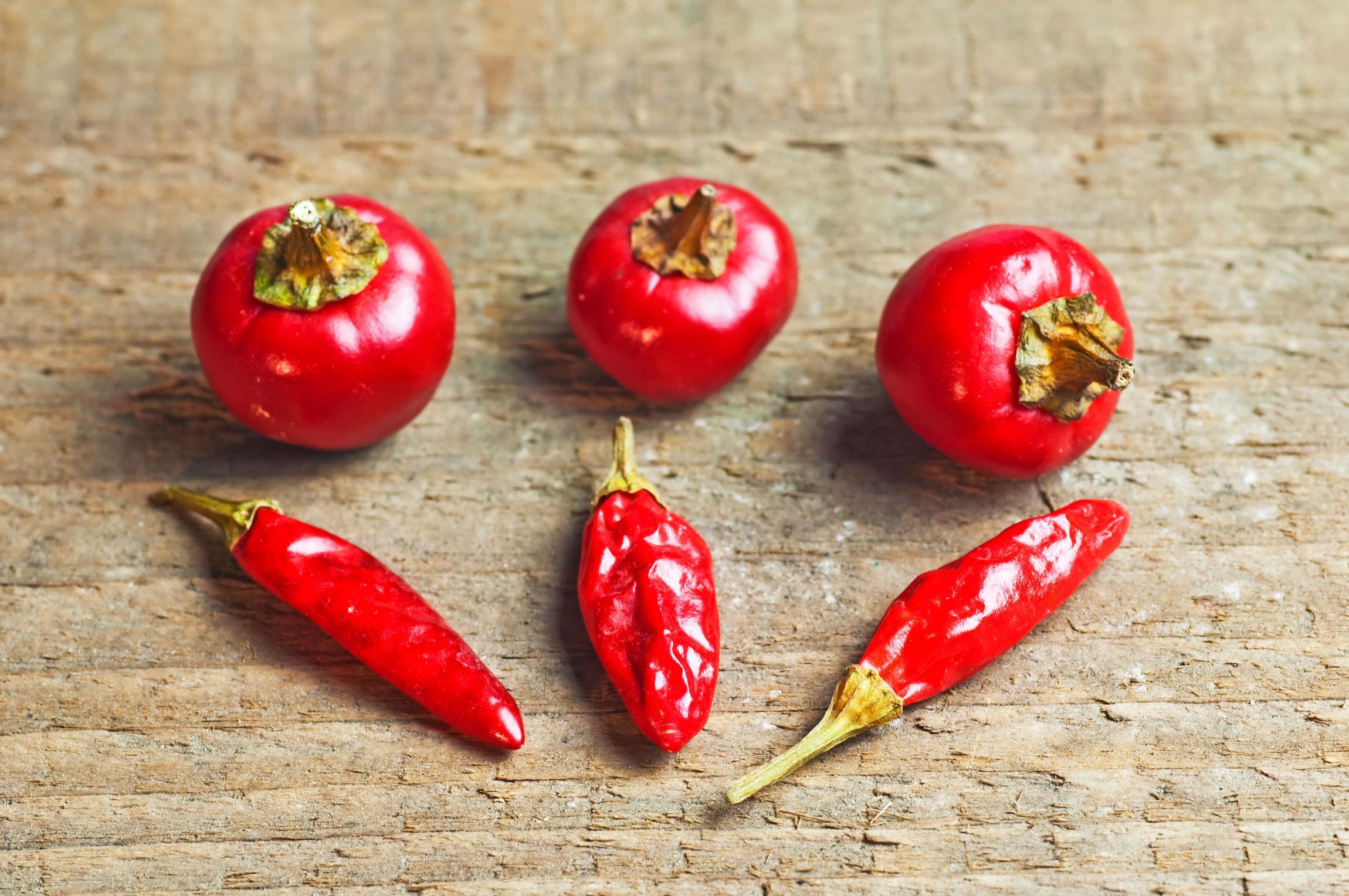 stærk chili bivirkninger