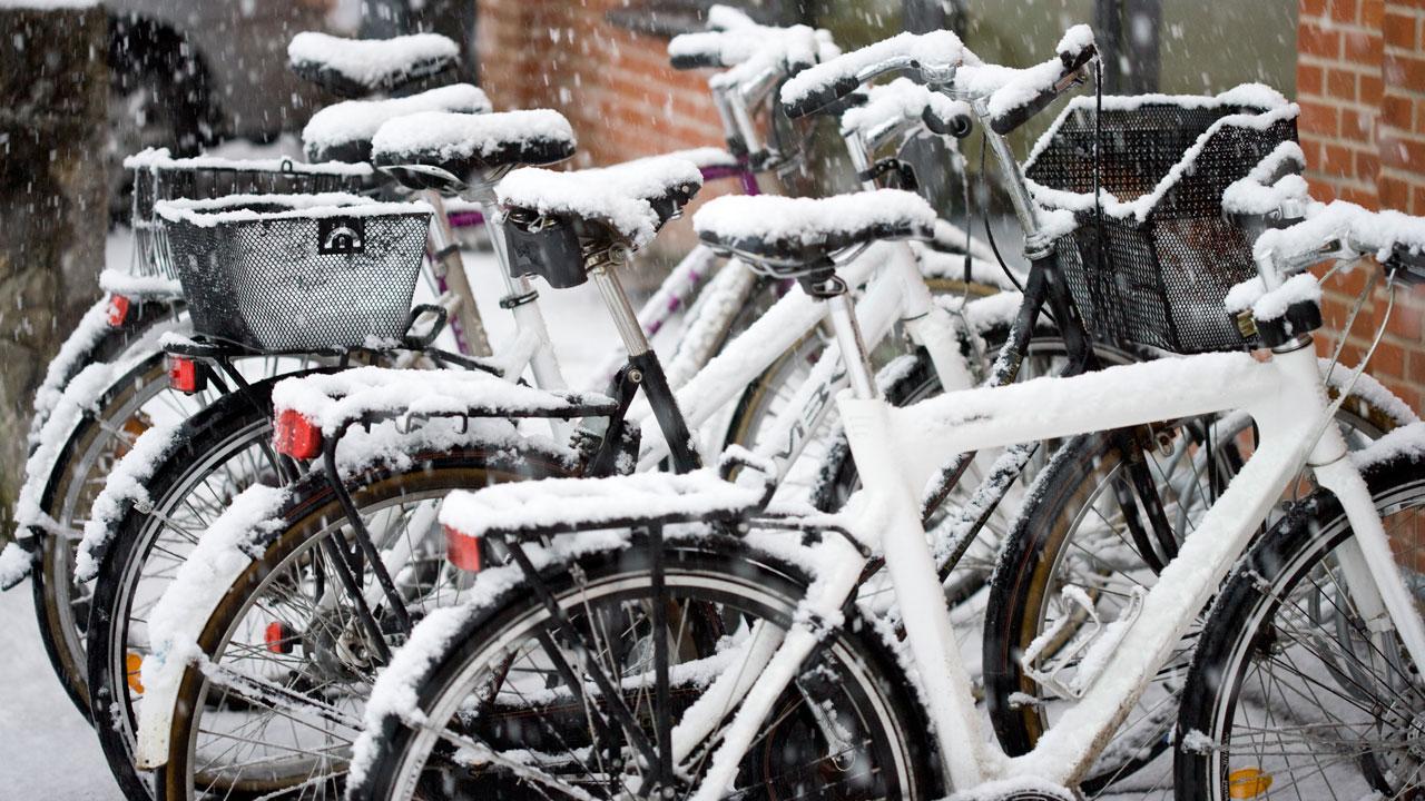 cykel uden stelnummer