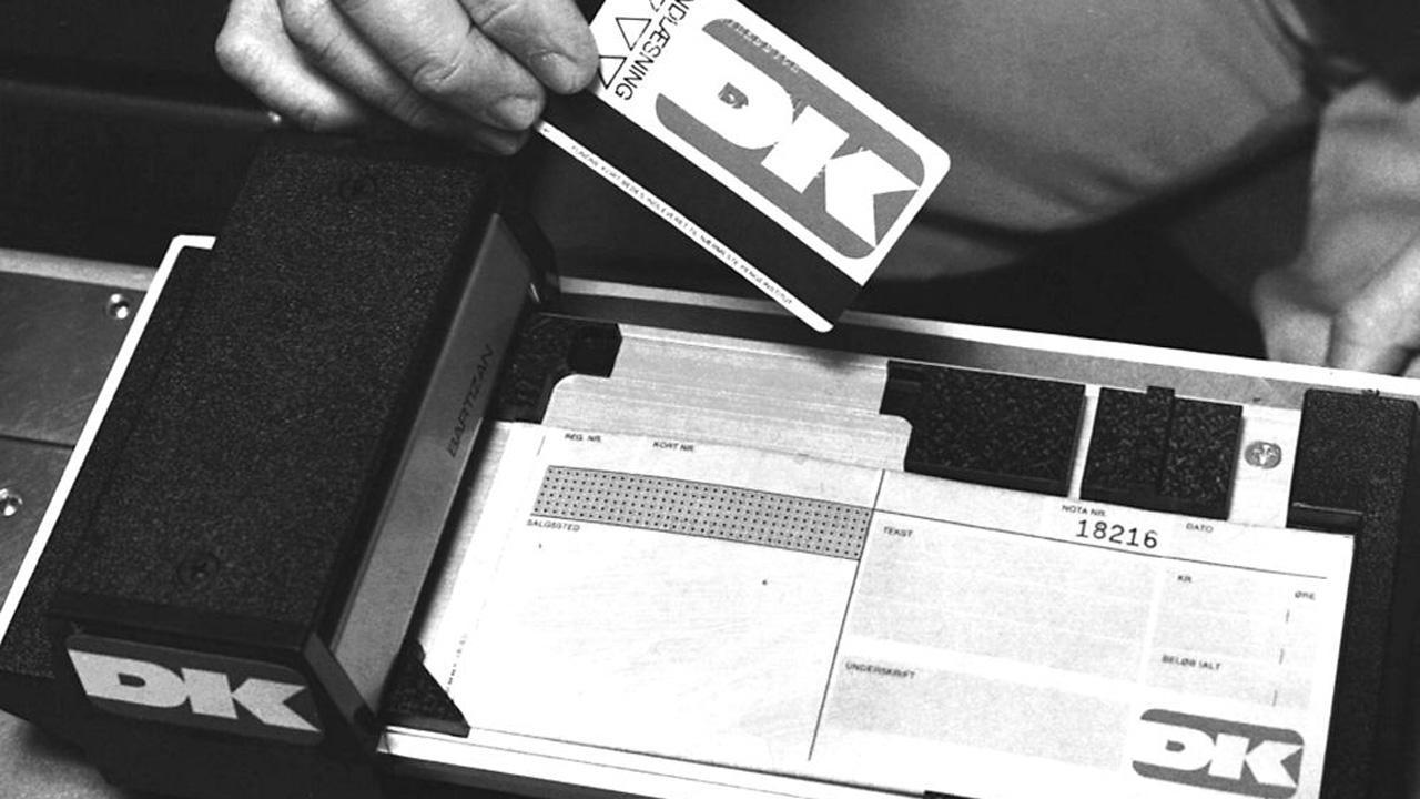 hvornår blev chip dankort taget i brug
