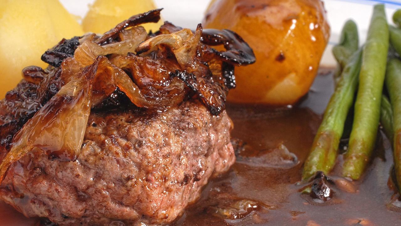 kød på engelsk