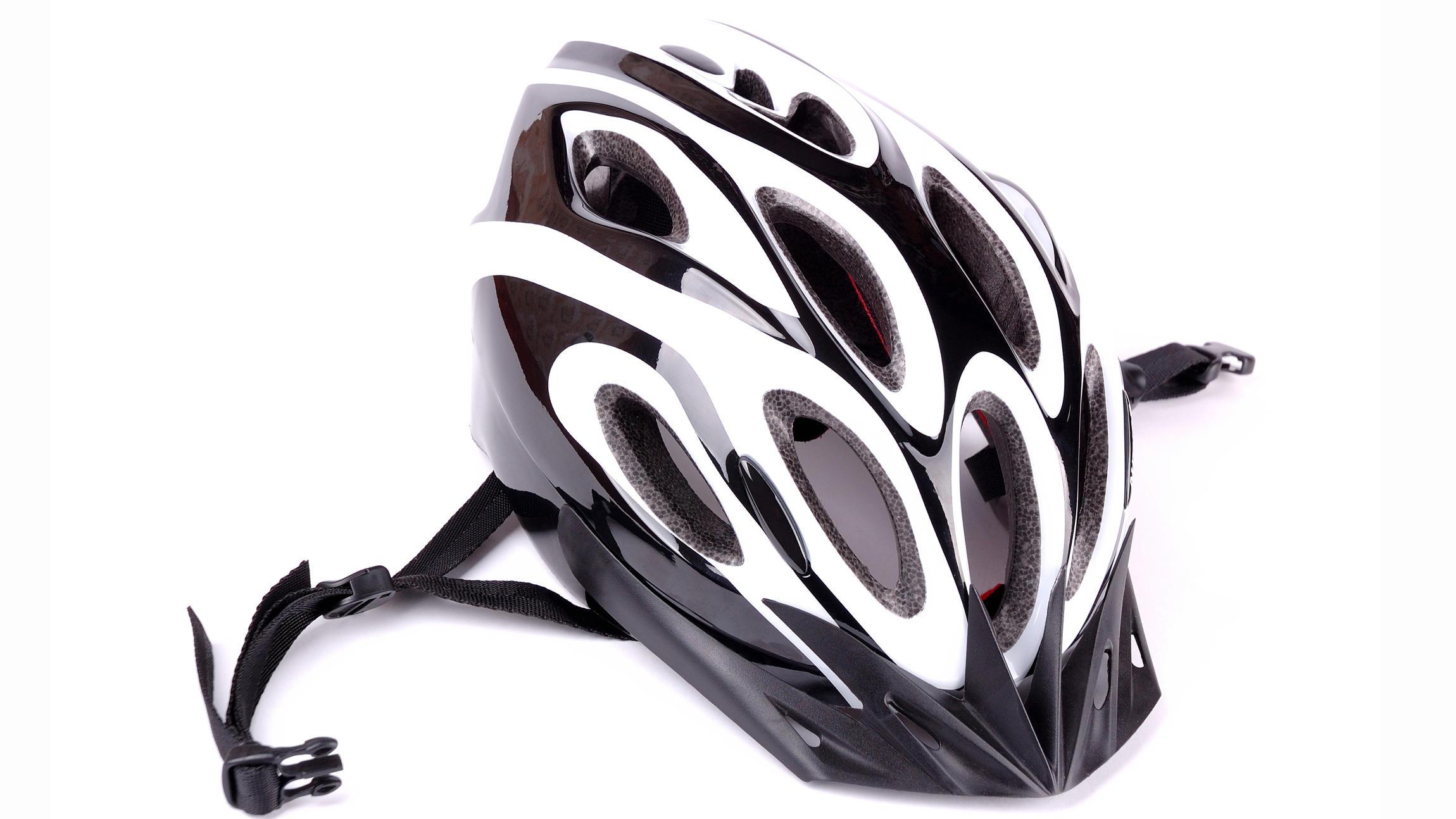 cykelhjelm holder