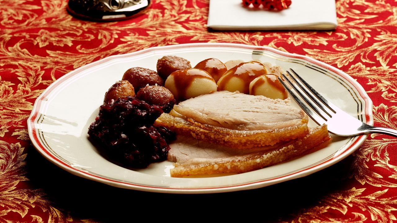 hvad spiser man juleaften i tyskland