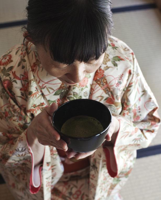 japansk cremet sprøjt