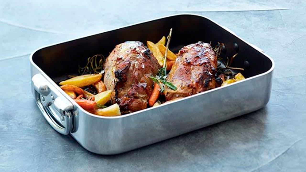 kød i ovn
