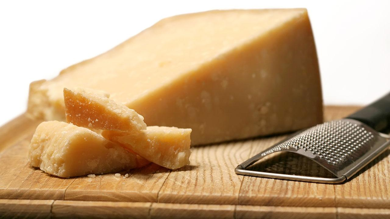 kan man fryse ost