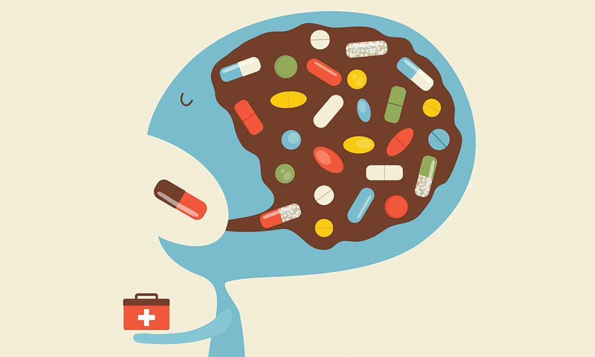 mælkebakterier piller