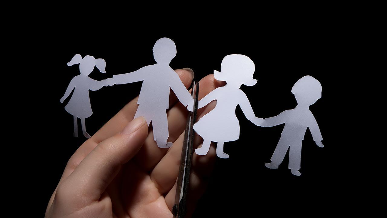 fordeling ved skilsmisse