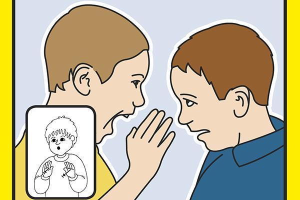 babysprog tegn