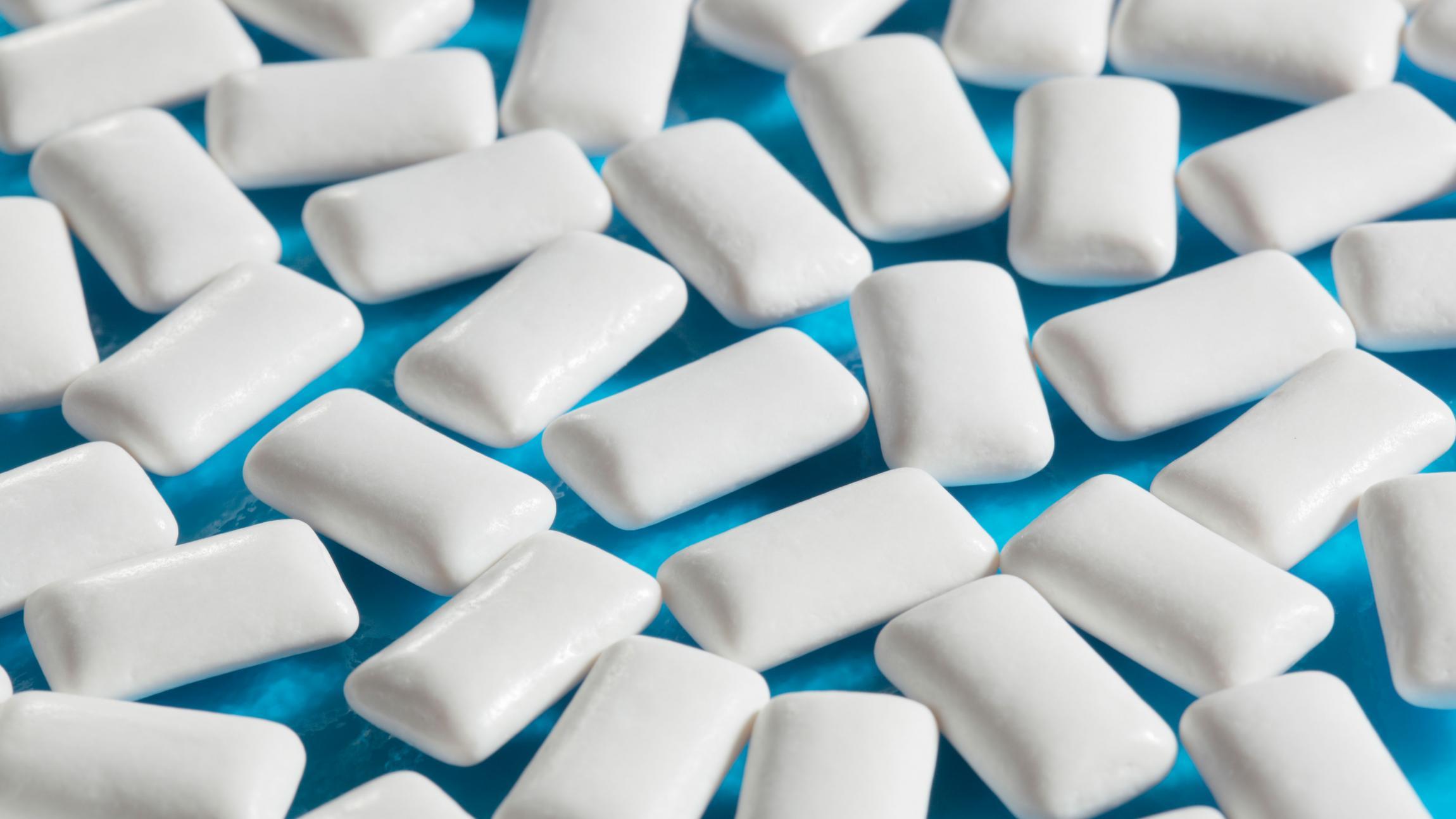 kalorier i tyggegummi