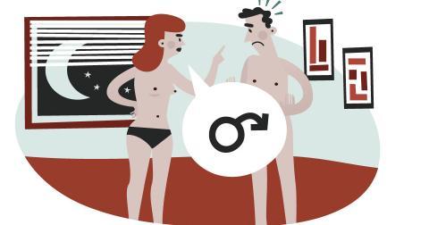 Rejsningsproblemer Under Samleje Sex