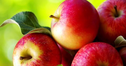 hvad indeholder æbler